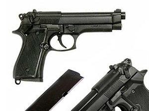 Макеты реплики ружей, пистолей, пистолетов, автоматов и винтовок