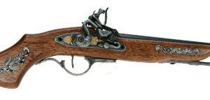 Макеты дуэльных пистолетов, мушкетов