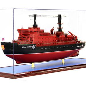 Модели судов гражданского флота
