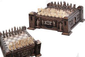 "Каменные шахматы ""Крепость"""